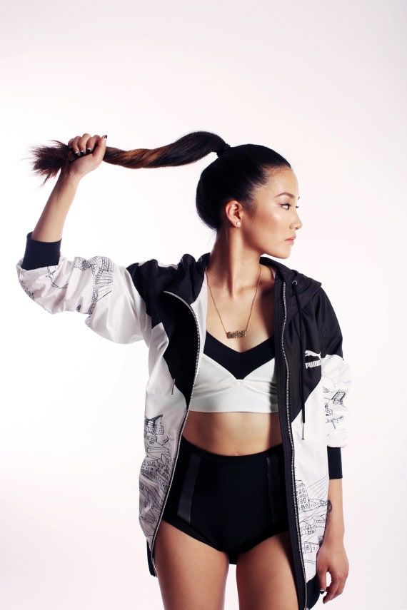 PUMA x Sophia Chang - Fall/Winter 2014 Collection