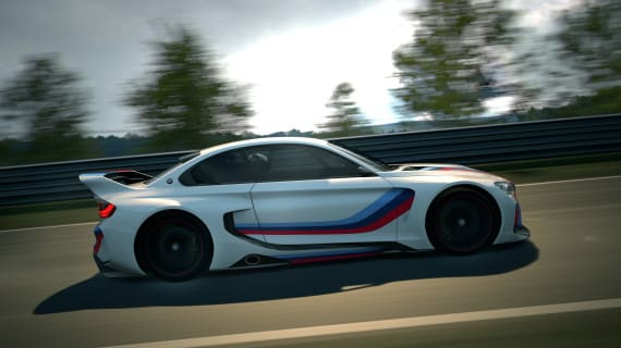 BMW Vision Gran Turismo | For Sony PlayStation 4 and Gran ...