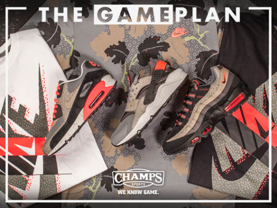 The Game Plan by Champs Sports - Nike Sportswear Bamboo Pack