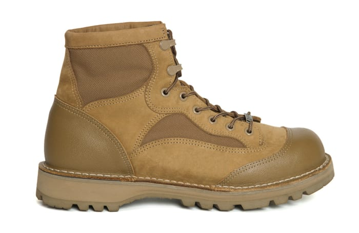 N Hoolywood Amp Danner Team Up On The Military Inspired Usmc