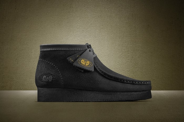 Clarks Originals Celebrates the 25th Anniversary of the Wu-Tang Clan's Debut Album