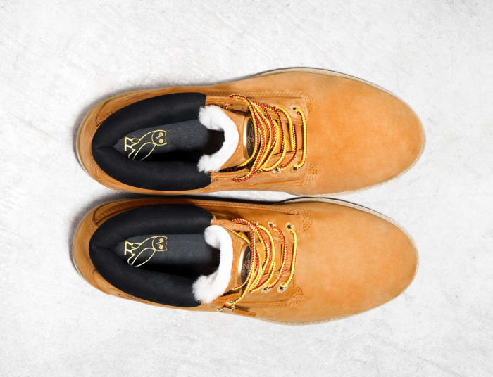 The Ovo X Timberland 6 Inch Boot Drops This Week