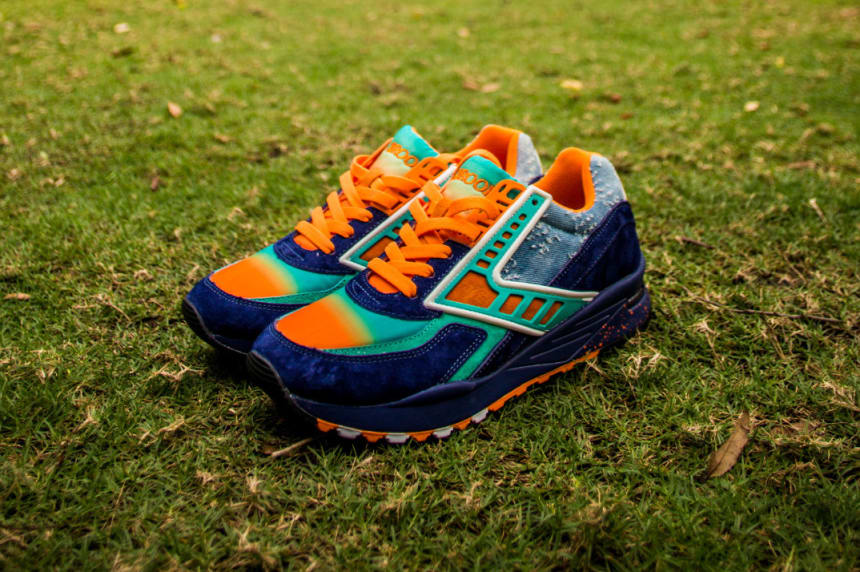Shoe Gallery & Brooks Celebrate Miami's Sports Legends of the 1980s