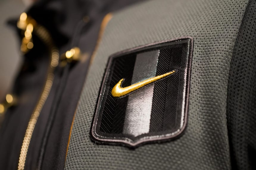 NikeLab Previews Its Collection With Balmain Creative Director Olivier Rousteing