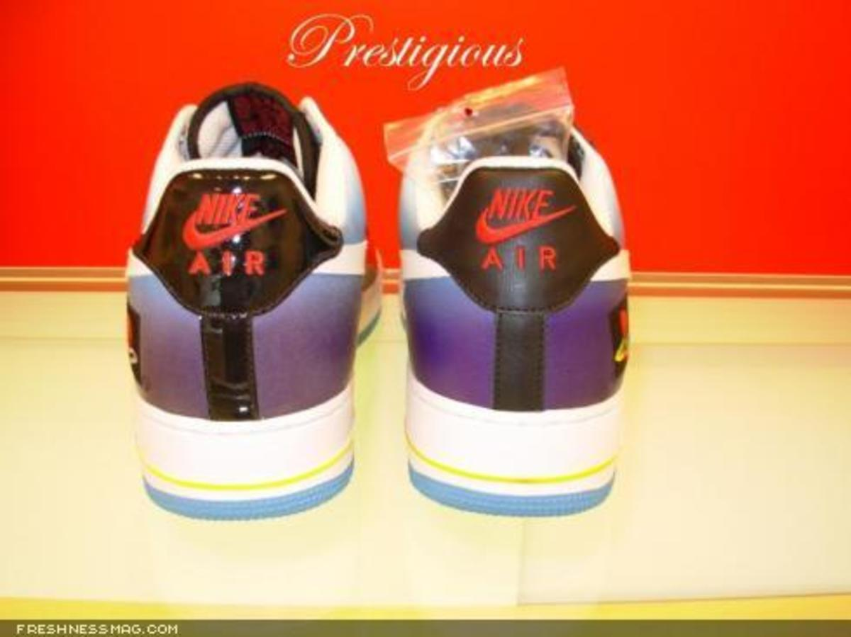 Nike x Playstation Air Force 1 Sample + Hyperstrike - 2