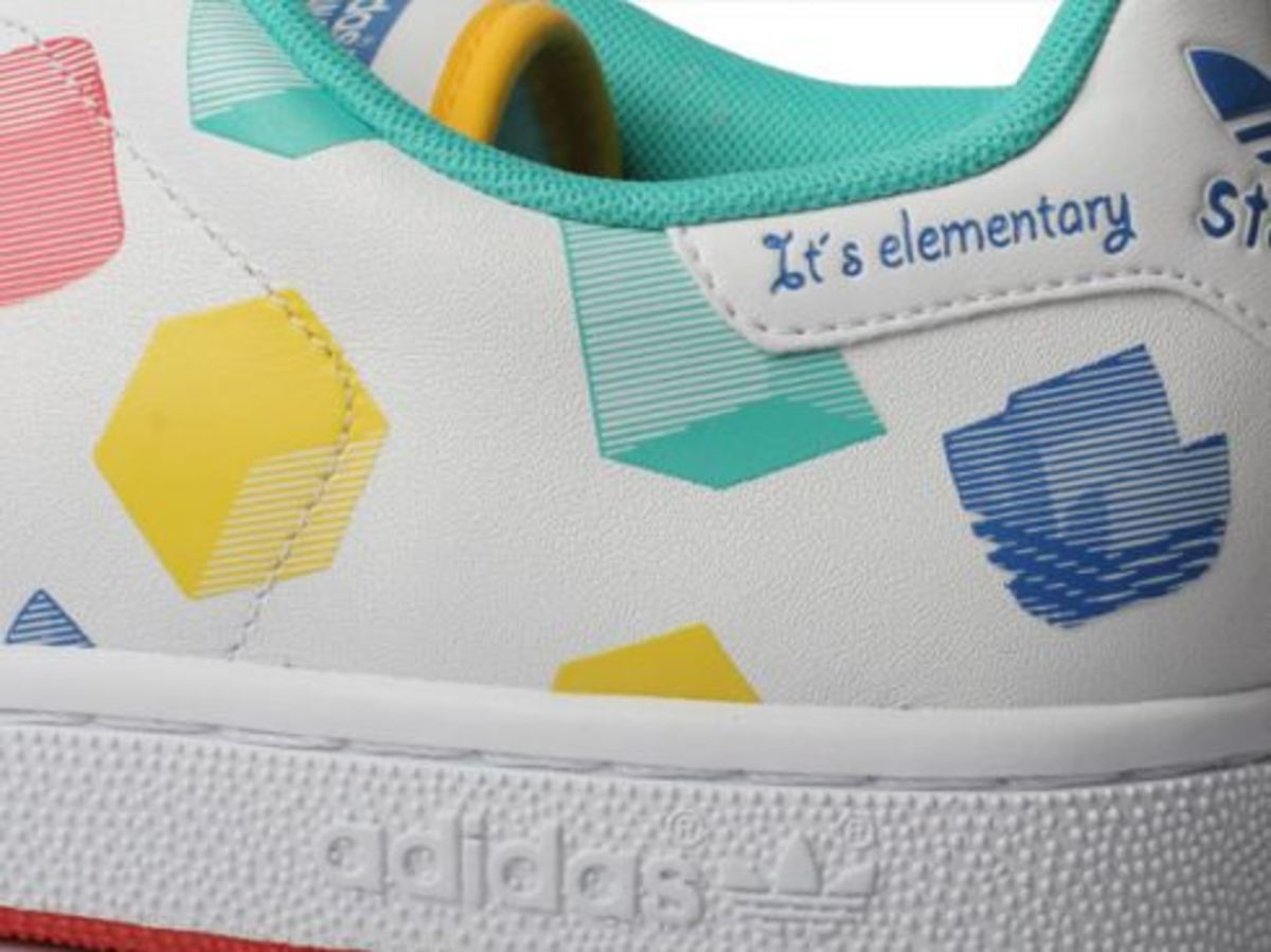 adidas Originals - Easter Gazelle + Graph Stan Smith - 6
