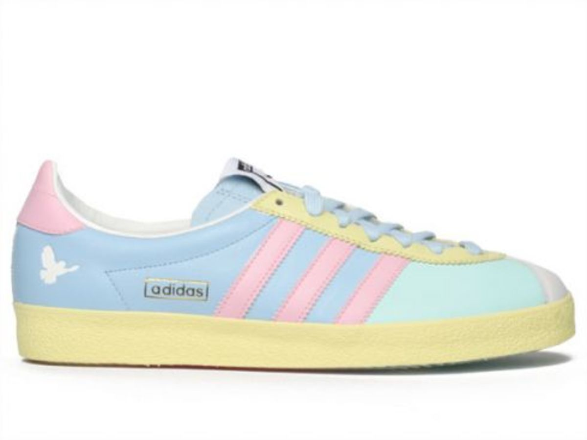 adidas Originals - Easter Gazelle + Graph Stan Smith - 0