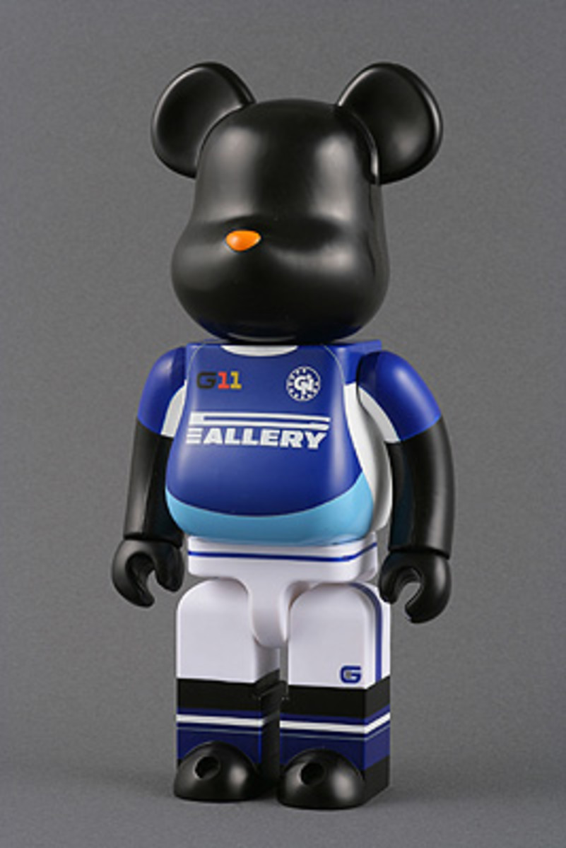 gnfDesign G11 400% BE@RBRICK - 3