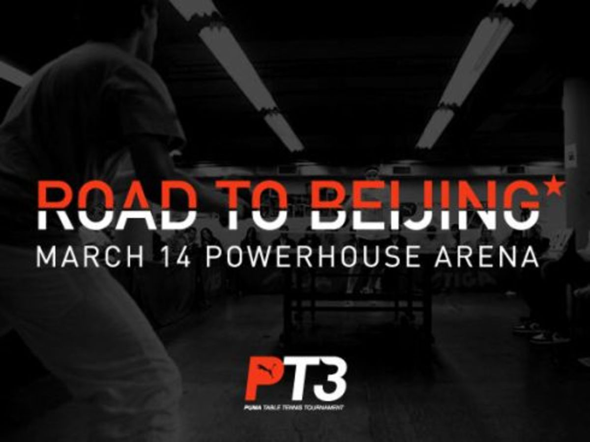 PUMA Presents PT3: The Road to Beijing - 0