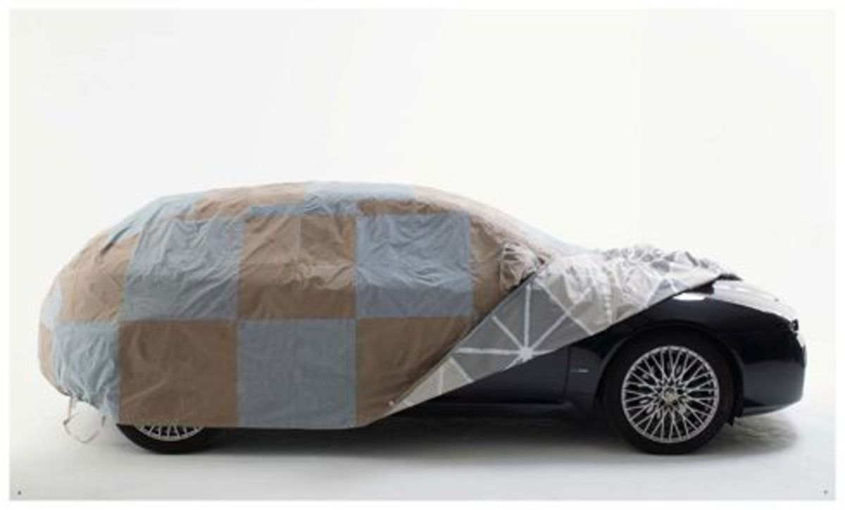 visvim - Gore-Tex Car Cover