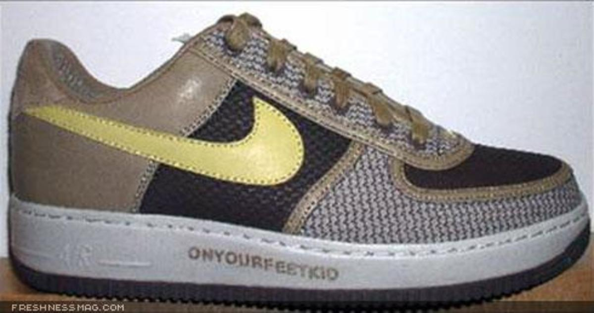 Nike  Air Force 1 - On Your Feet Kid - 0
