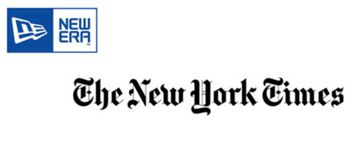 New York Times / Rob Walker   New Era