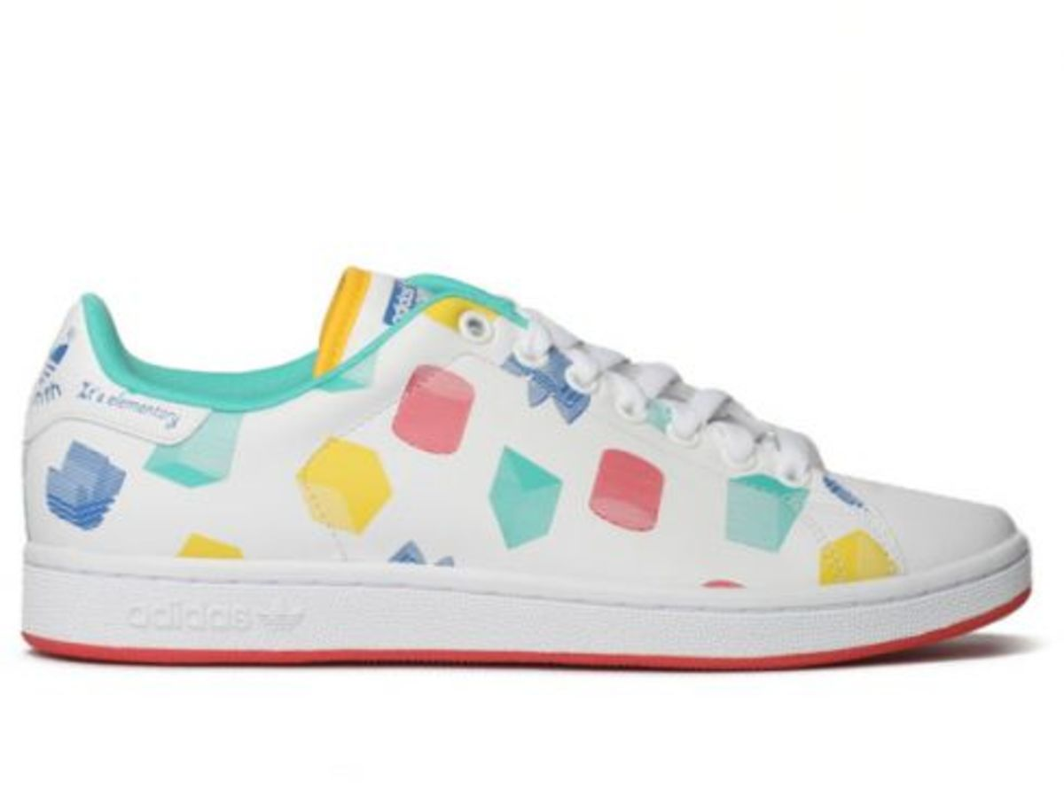 adidas Originals - Easter Gazelle + Graph Stan Smith - 5