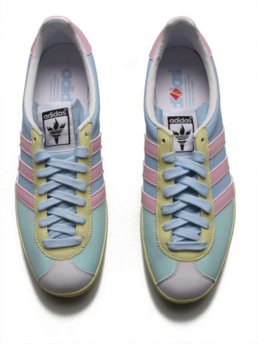 adidas Originals - Easter Gazelle + Graph Stan Smith - 1