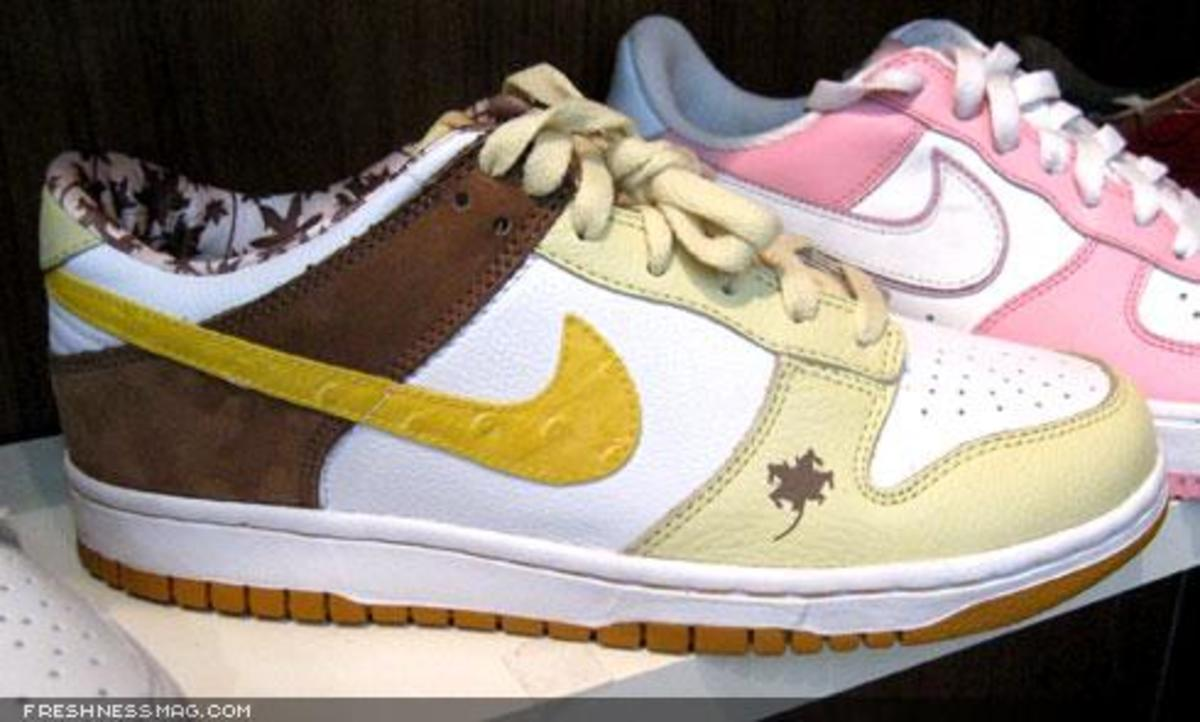 Nike  Dunk Low - Bunnies - 0