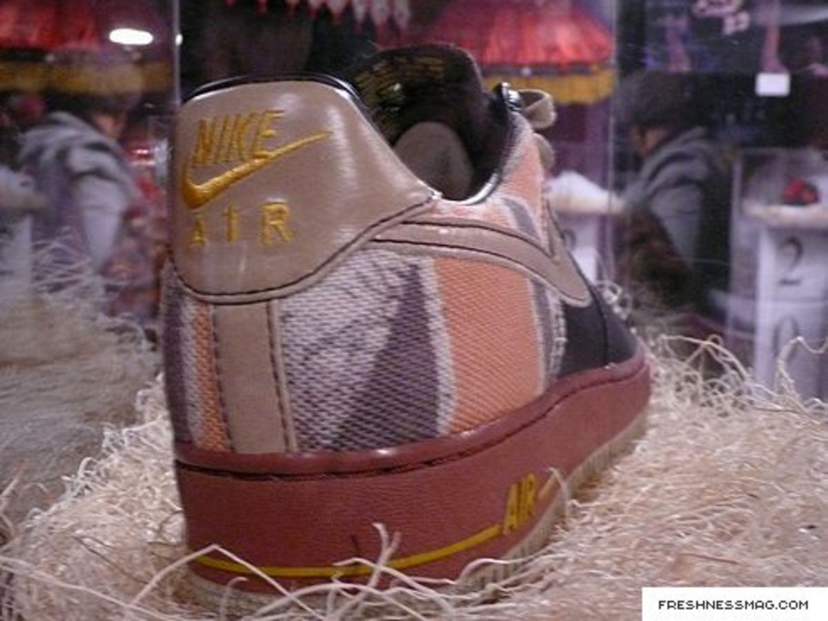 Nike - Air Force 1 - Black History Month Edition
