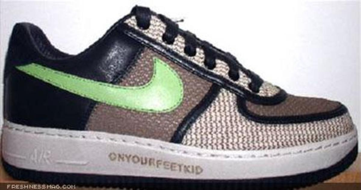 Nike  Air Force 1 - On Your Feet Kid - 1