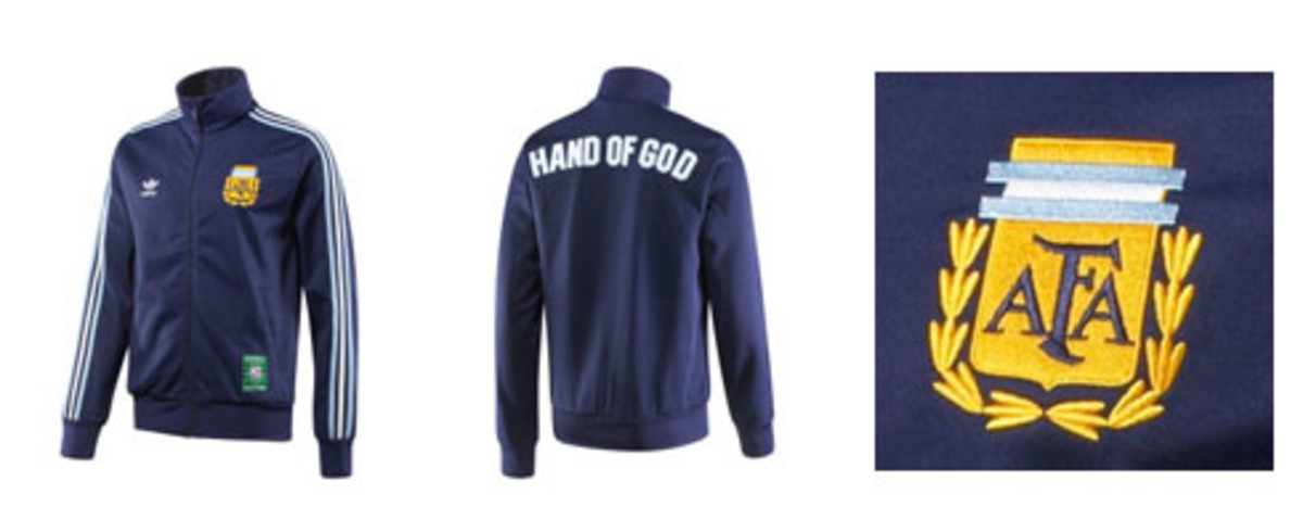 adidas Originals - Hand of God Jacket - 0
