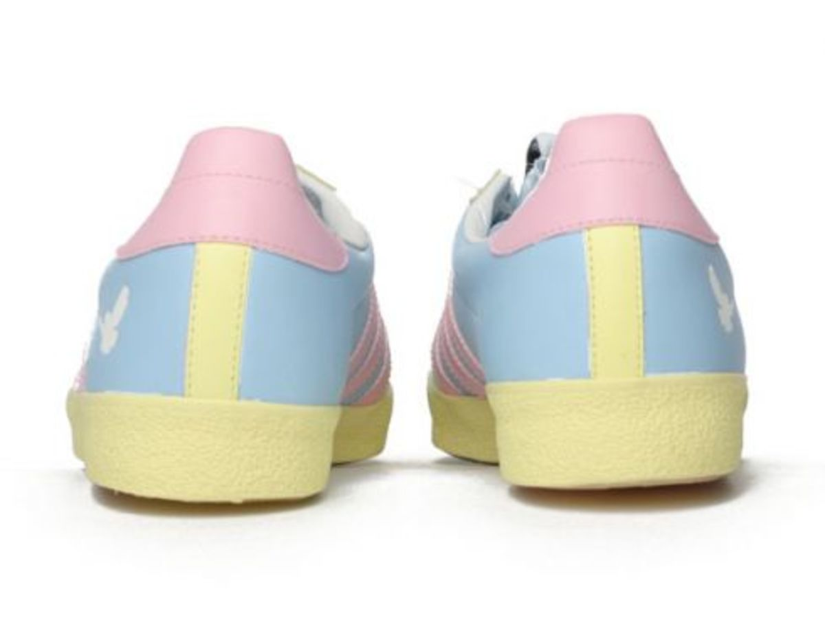 adidas Originals - Easter Gazelle + Graph Stan Smith - 3