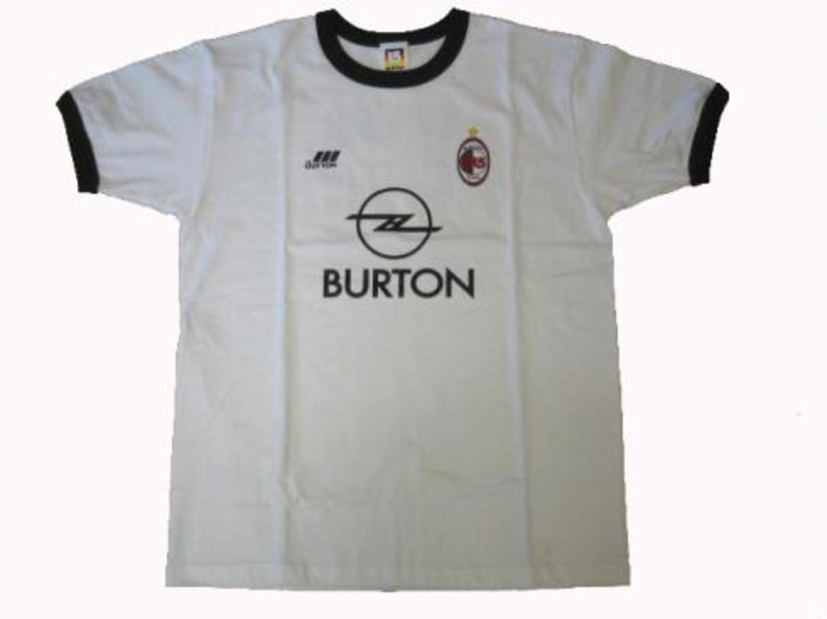 Burton - World Cup T-Shirts - 2