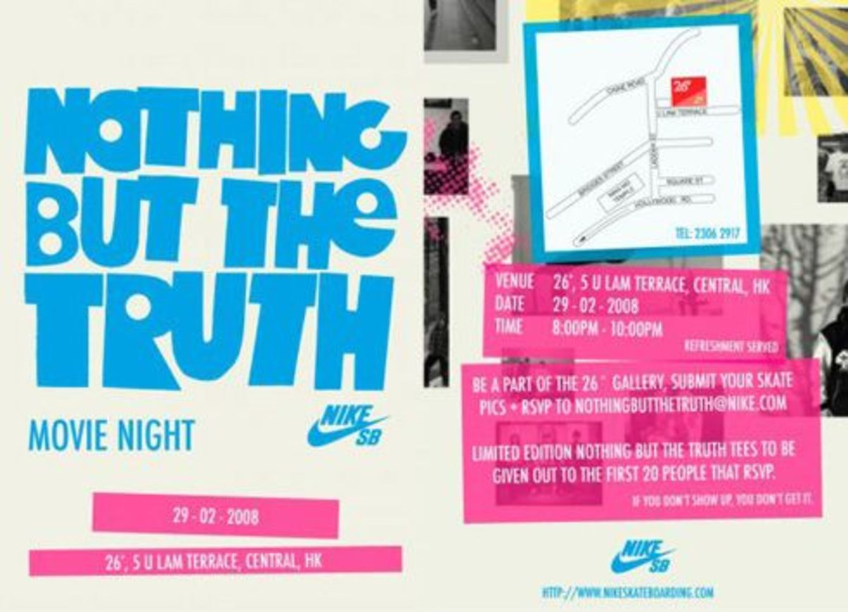Nothing But The Truth   Hong Kong Premier