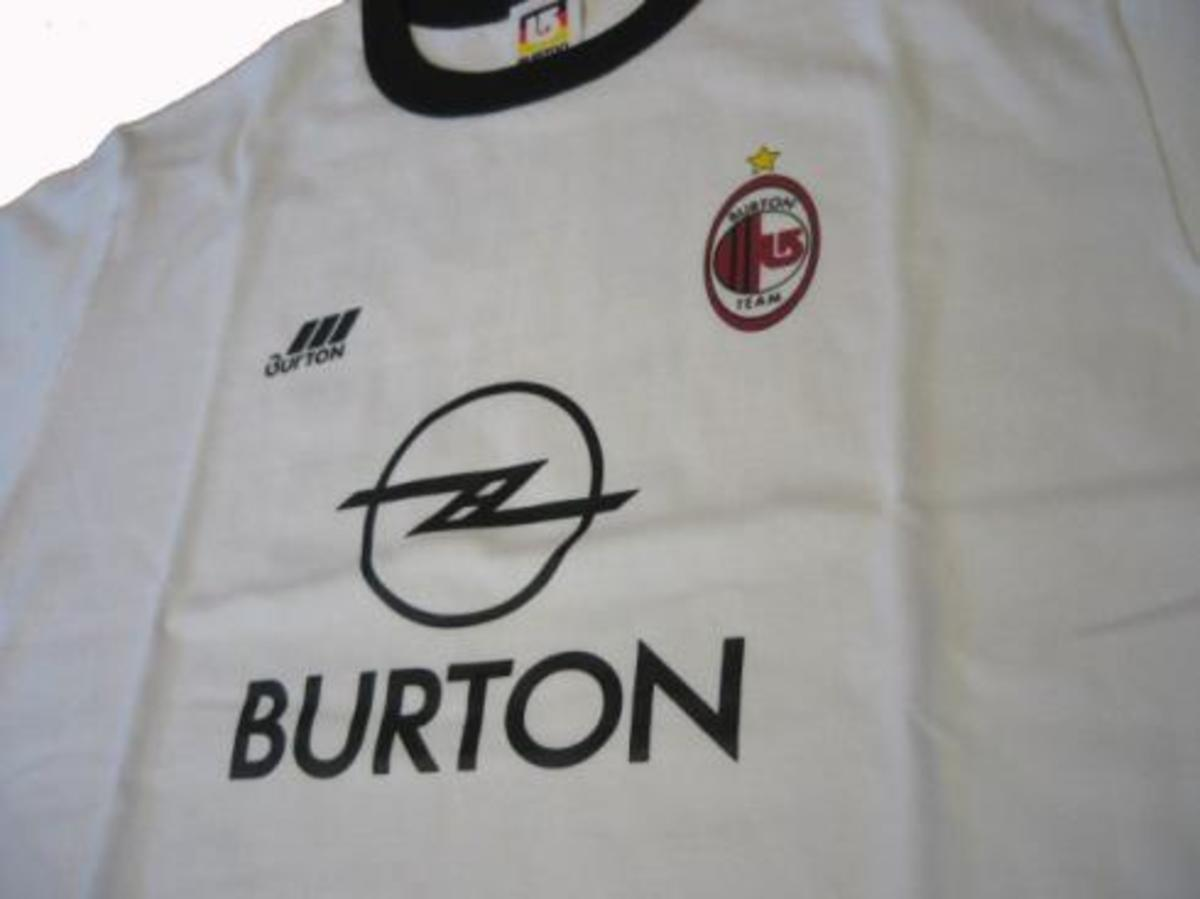 Burton - World Cup T-Shirts - 3