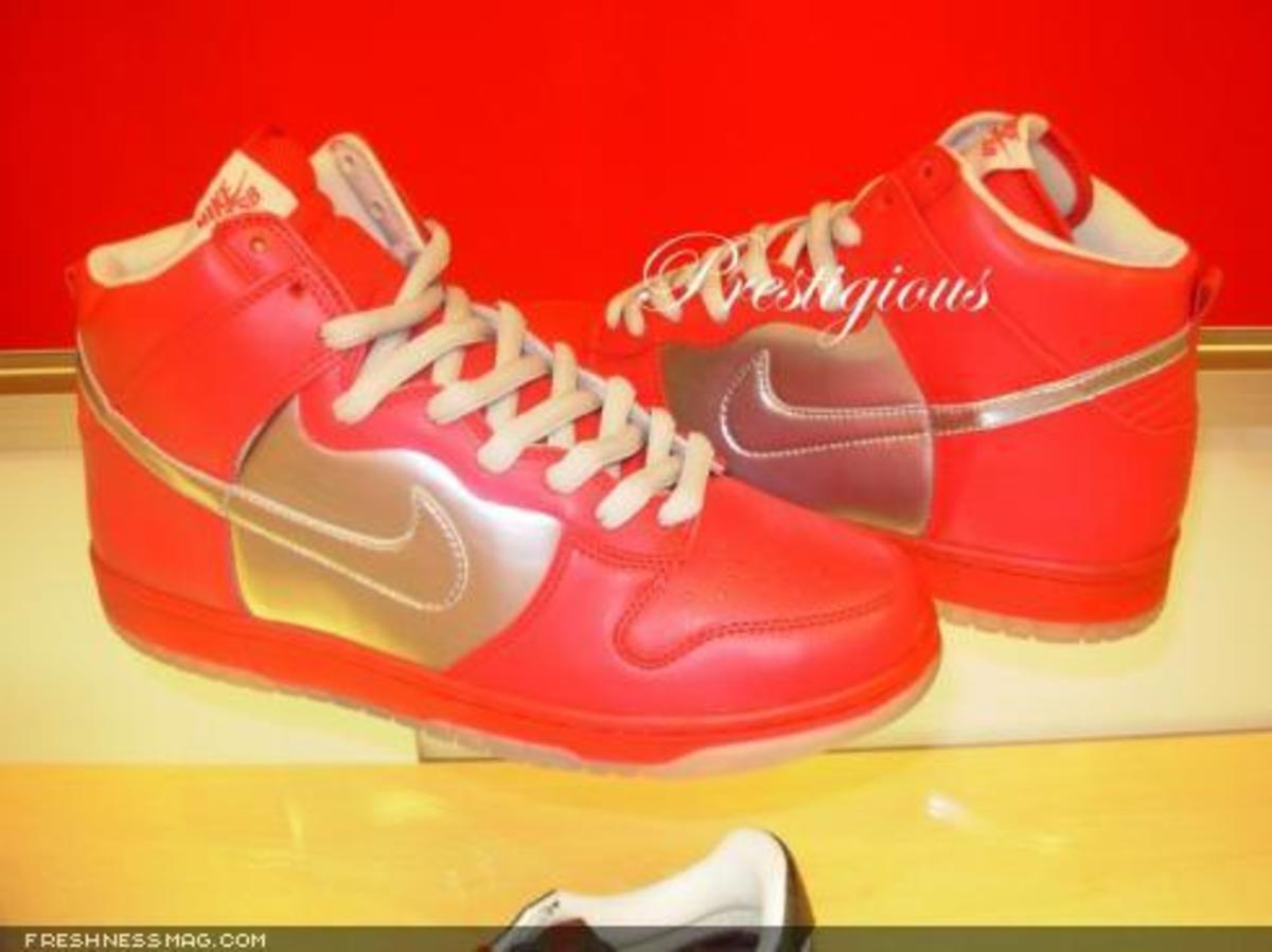 hot sale online d7d14 fe209 Nike Dunk High SB - Mork + Mindy - Freshness Mag