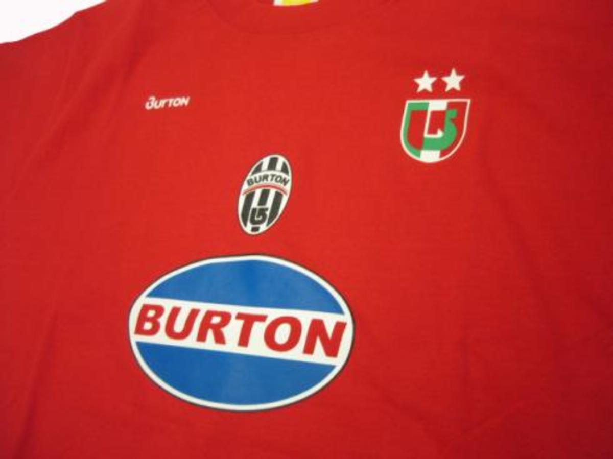 Burton - World Cup T-Shirts - 6