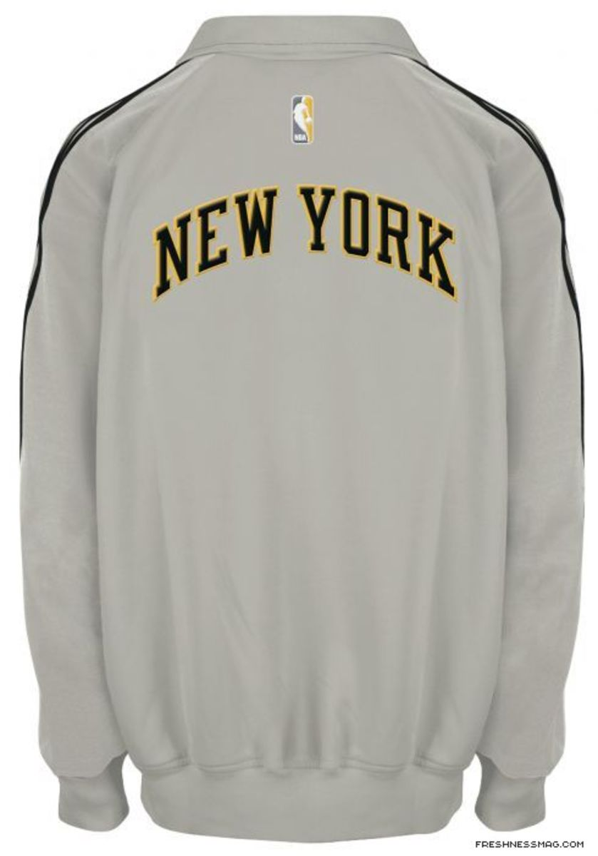 Adidas - NBA Home Cooked Collection - New York - 1