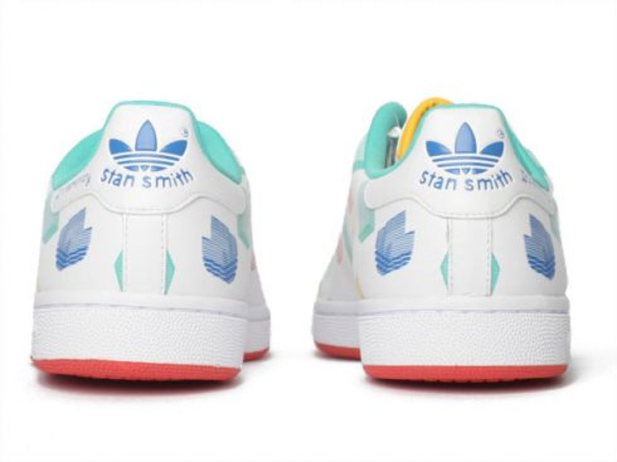 adidas Originals - Easter Gazelle + Graph Stan Smith - 7