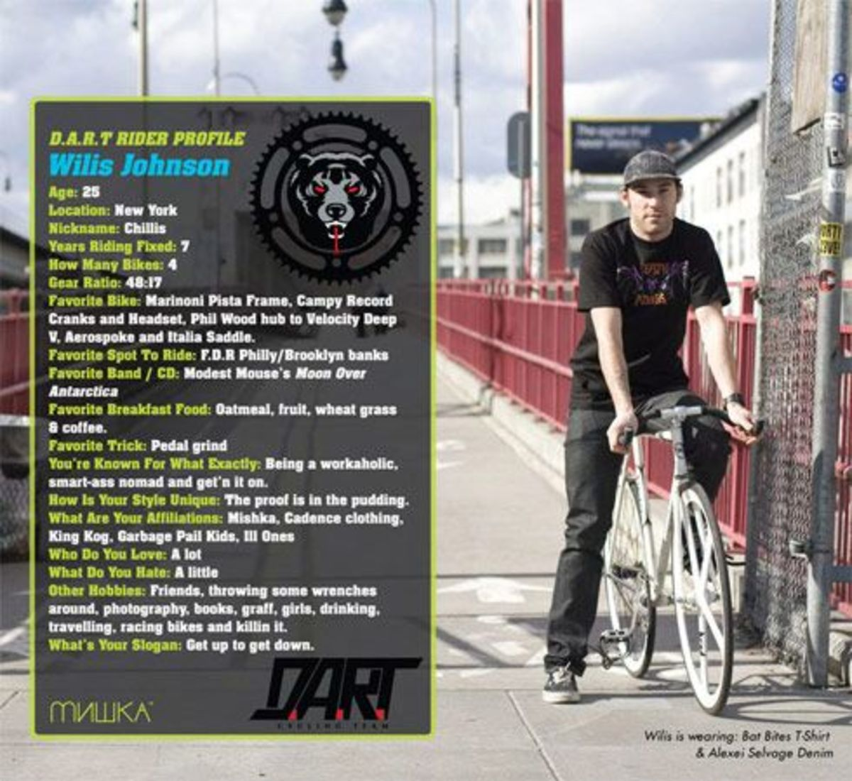 Mishka D.A.R.T. Cycling Team