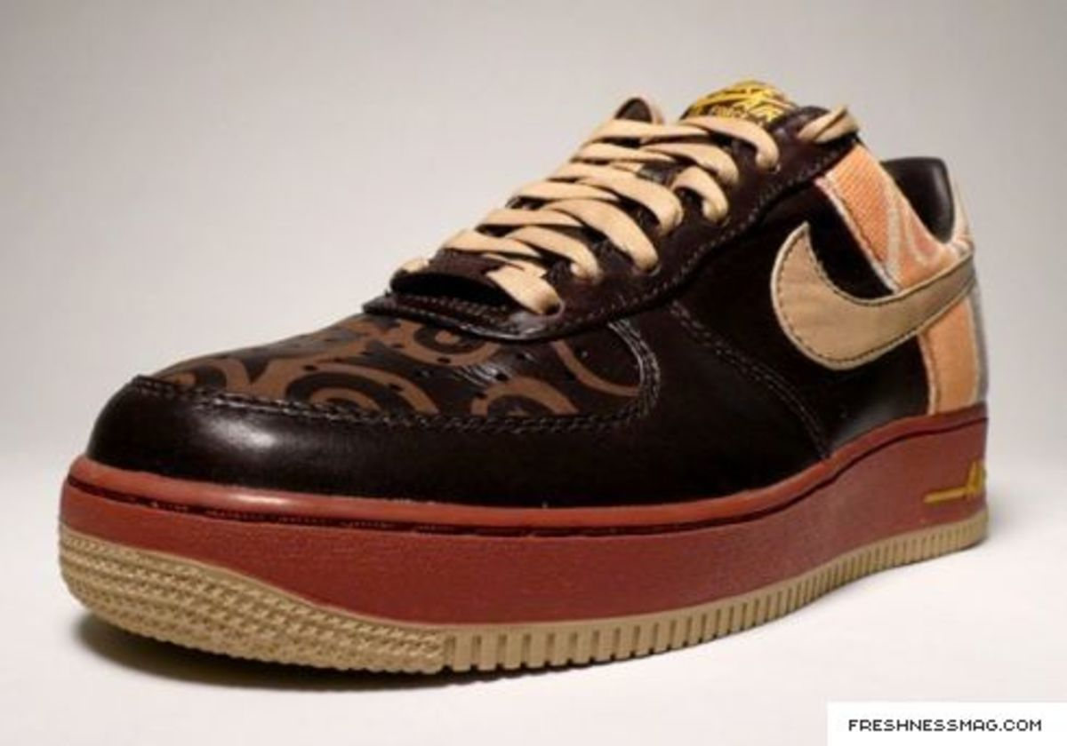 Nike Air Force 1 - Black History Month 2008