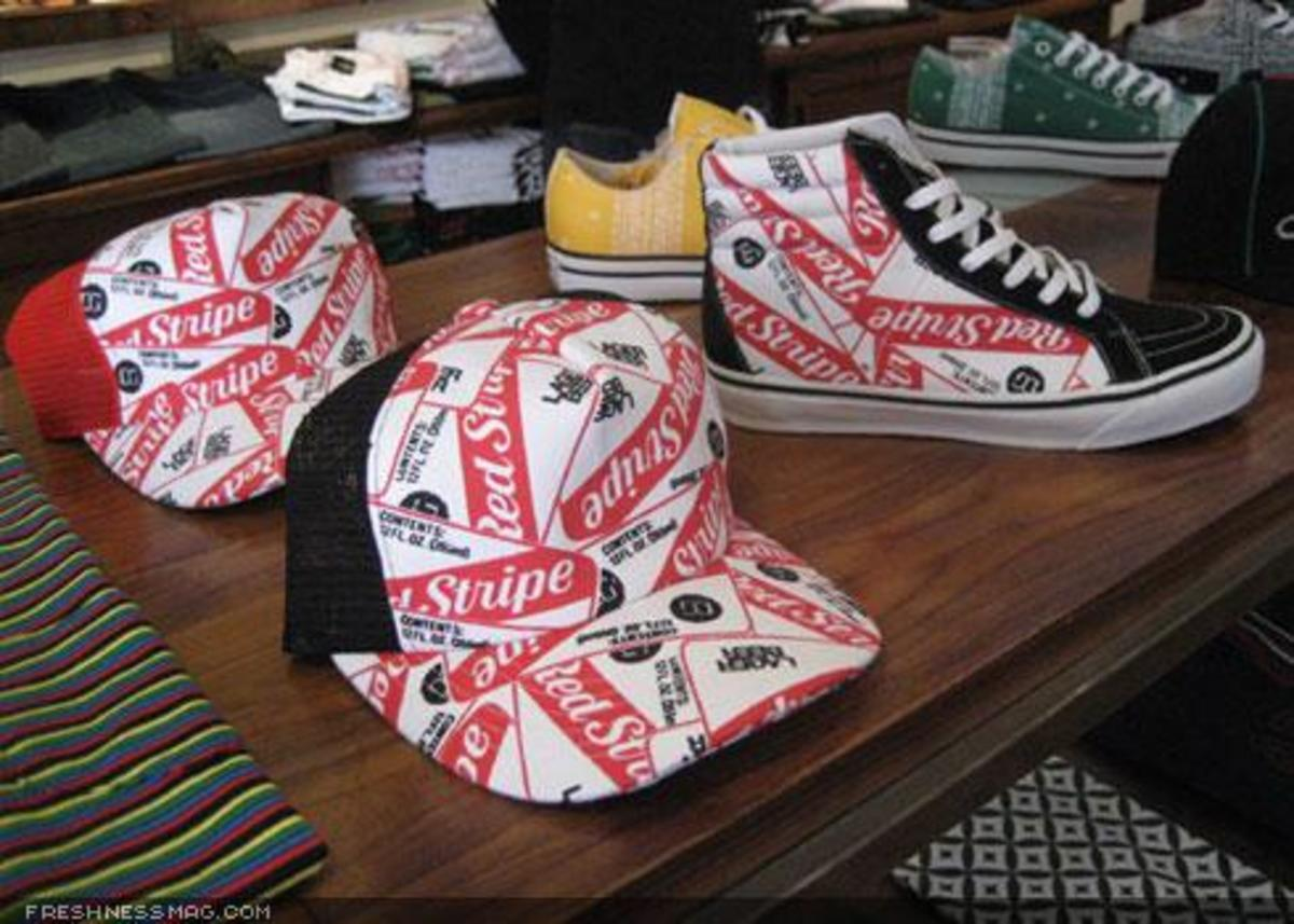 MASTERPIECE x Ting + Red Stripe @ NORT NY - 4