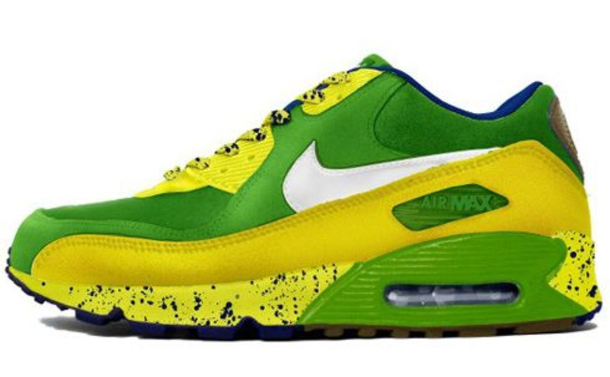 Nike Air Max 90 - Running Man