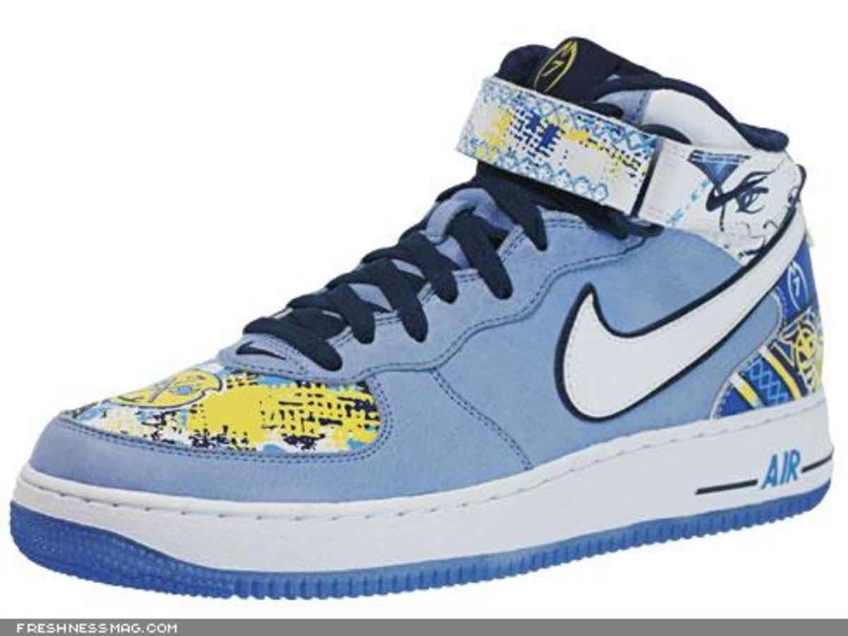 The Collection Royale - Michael Vick Jack AF1 - 0
