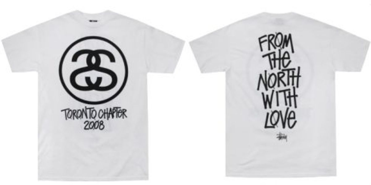 Stussy - Toronto Chapter Store Tee - 0