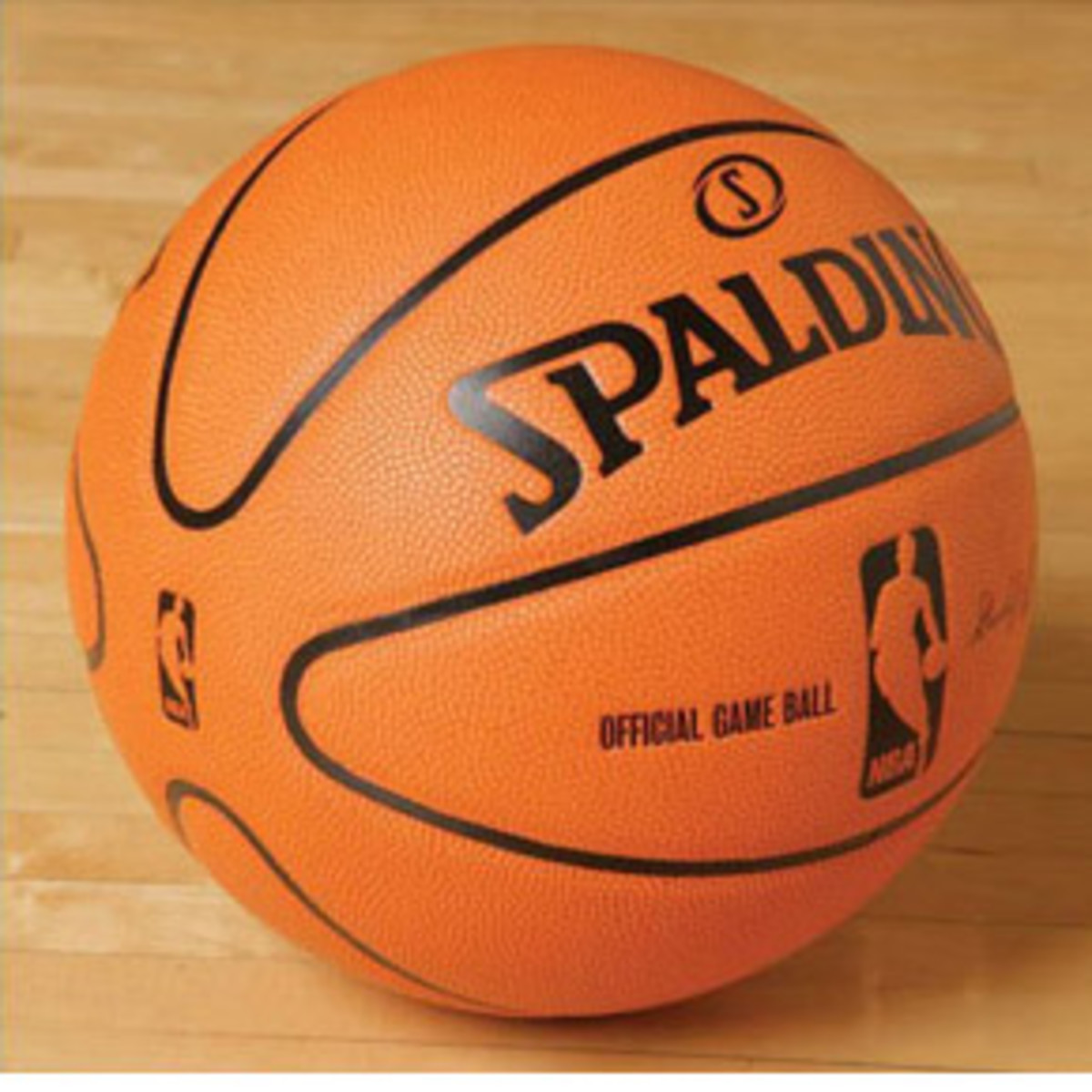 New NBA Official Ball - 0