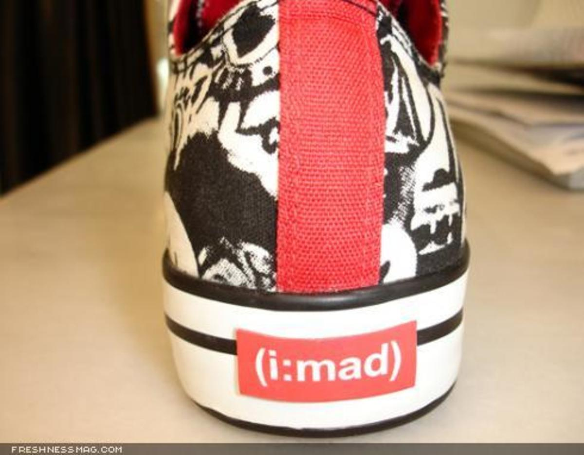 MADFOOT! x invisible:man - MAD CROWN - 3