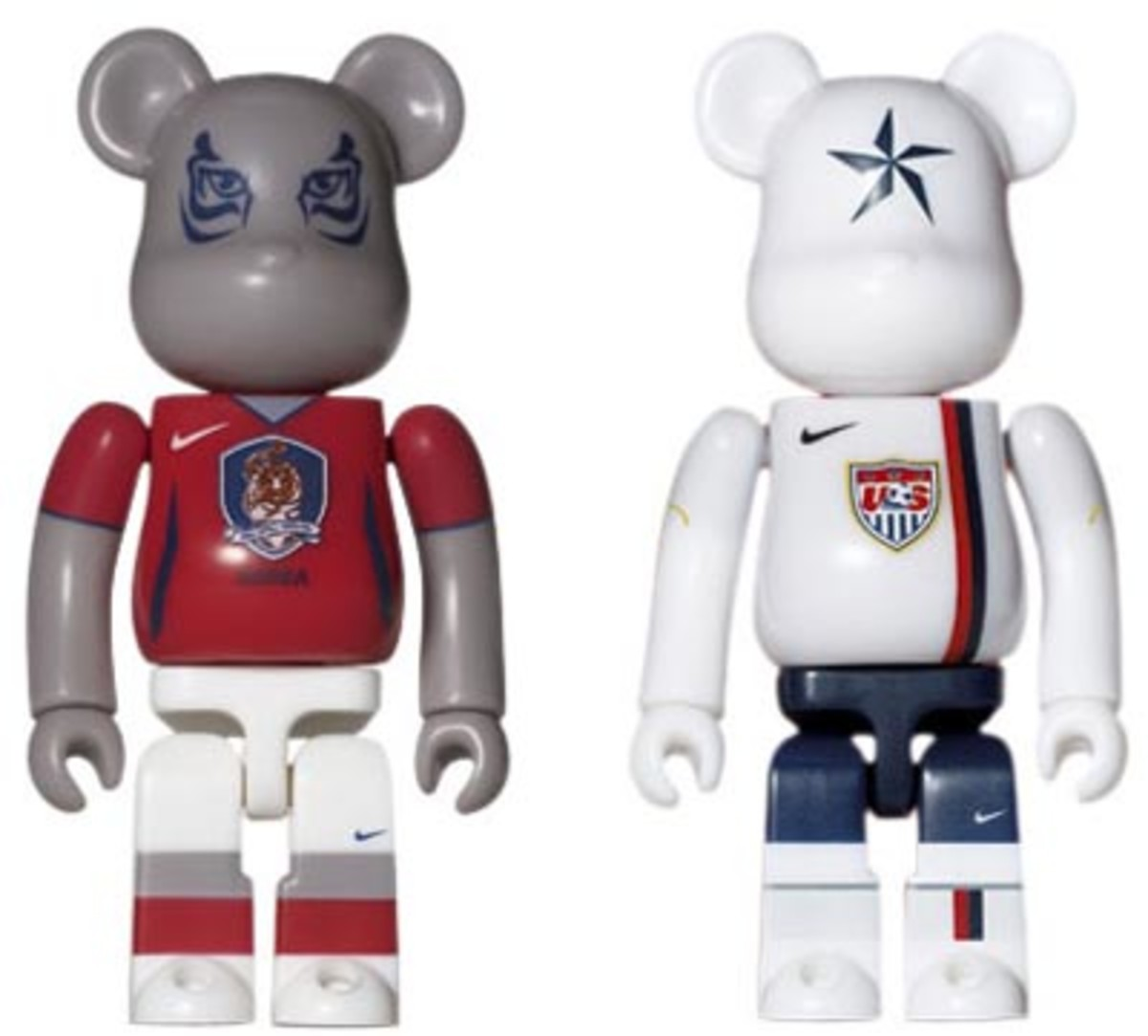 World Cup BE@RBRICKs for auction!!!! - 2