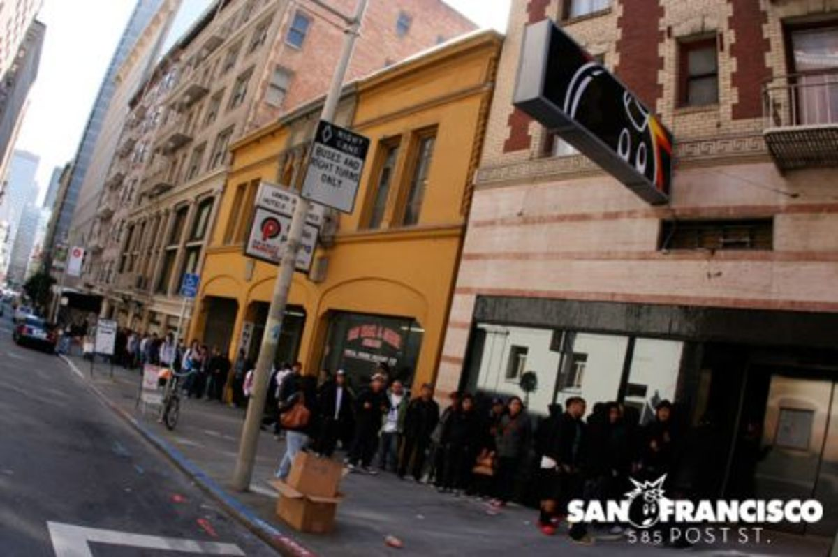 The Hundreds - San Fransico Store - 0