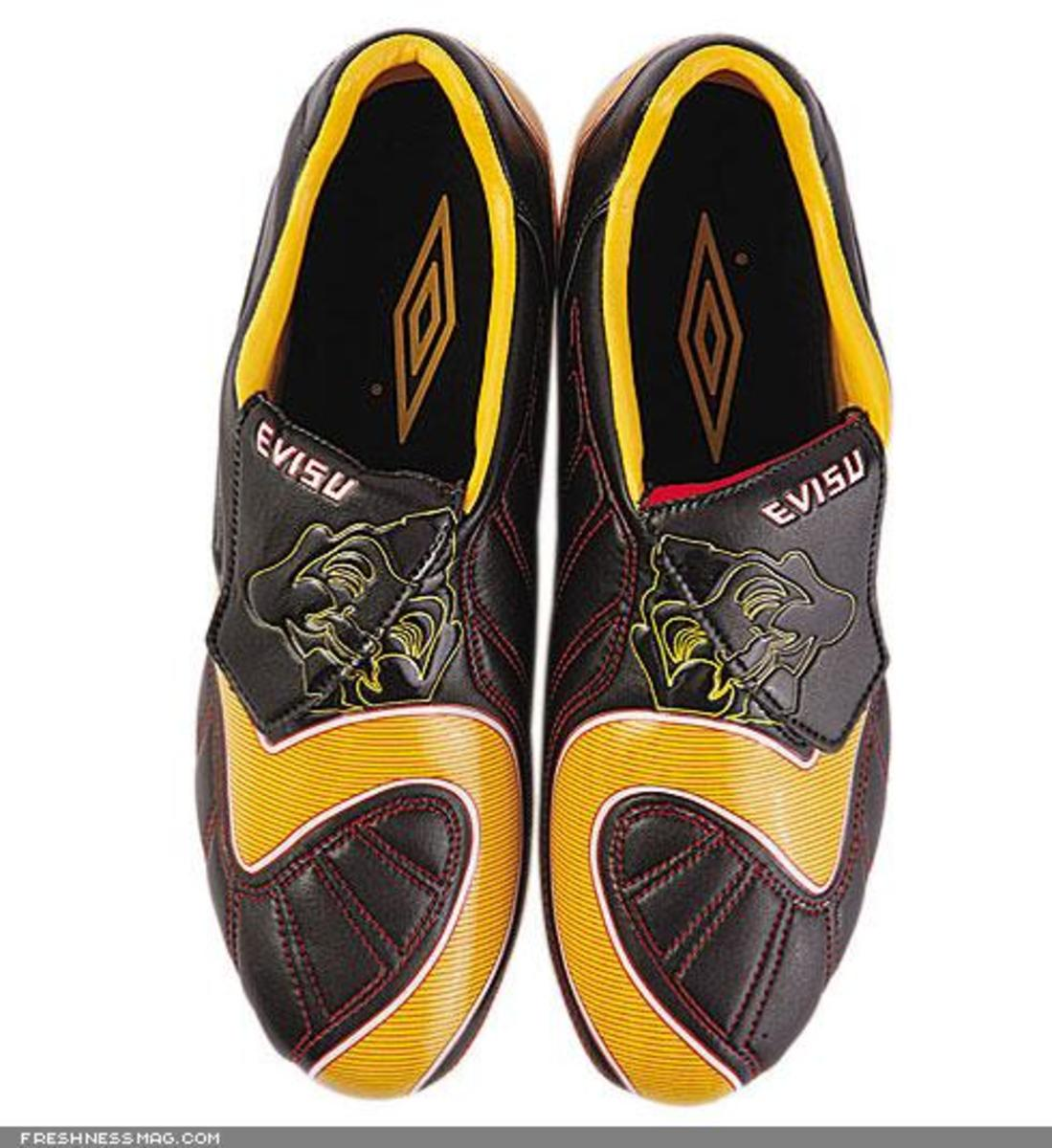 Evisu x Umbro - Soccer Shoes - 1