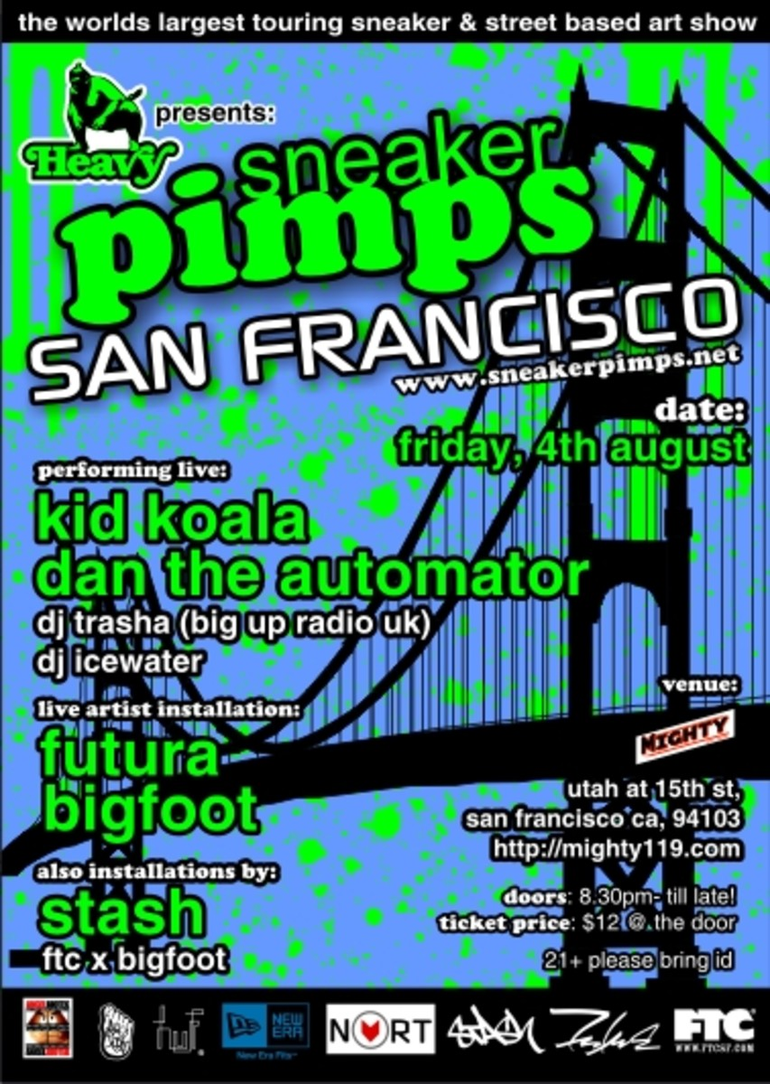 Sneaker Pimps - USA Tour 2006 - 3