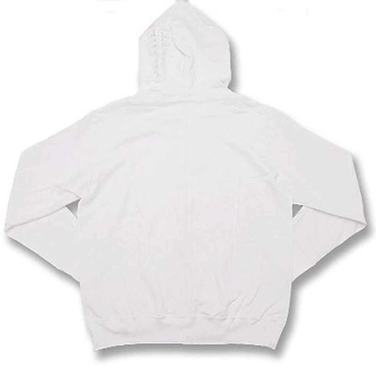 A Bathing Ape (BAPE)  (BAPE) - White Label Tiger Hoodie