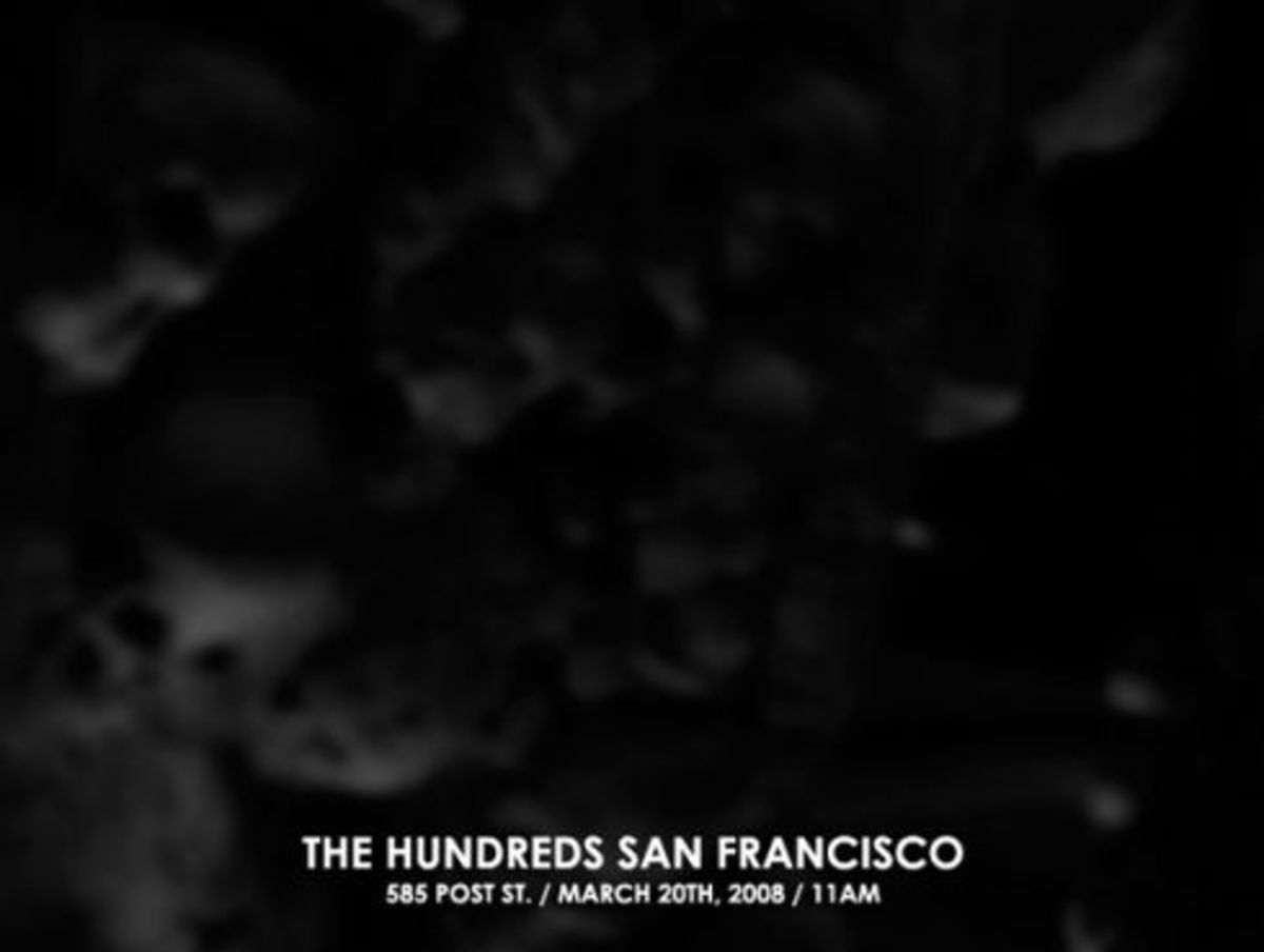 The Hundreds - San Francisco Store Opening - 0