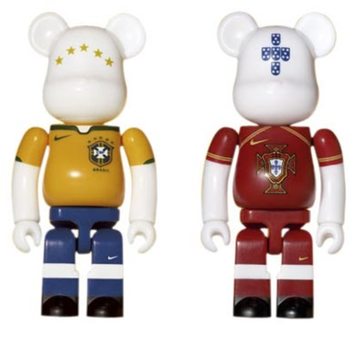 World Cup BE@RBRICKs for auction!!!! - 5
