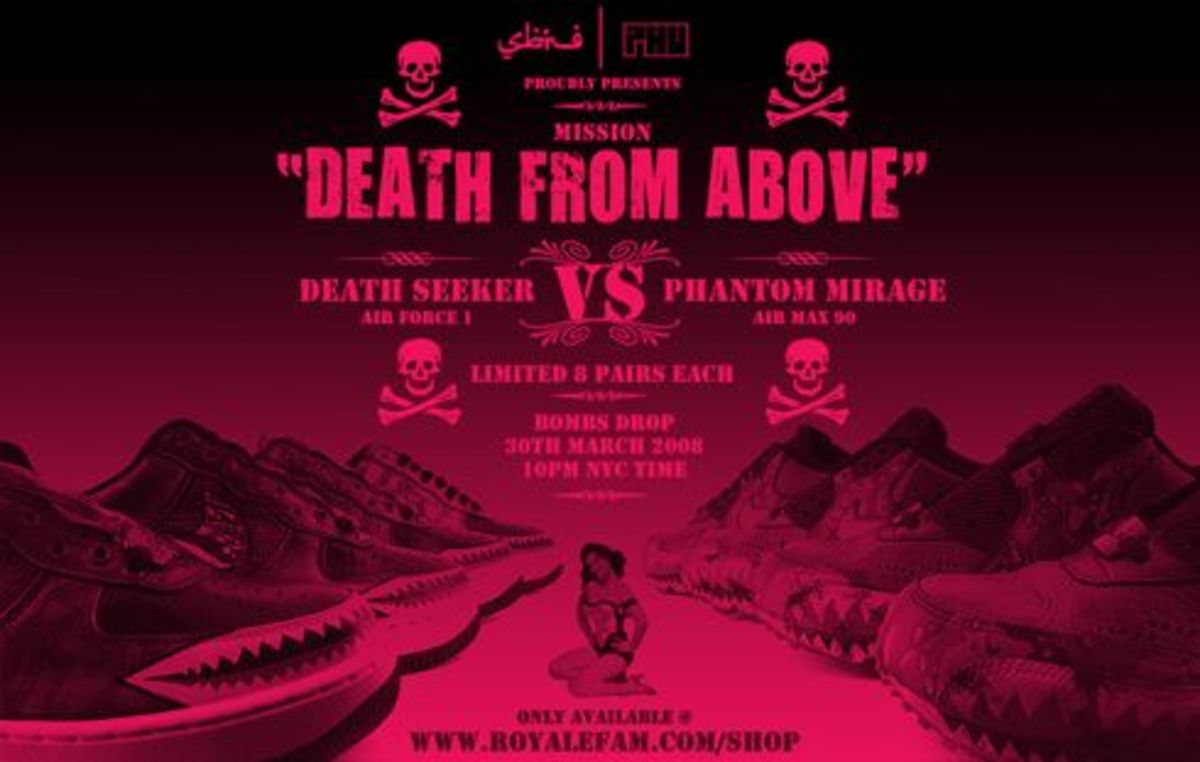 SBTG x PHU - Death From Above Collection