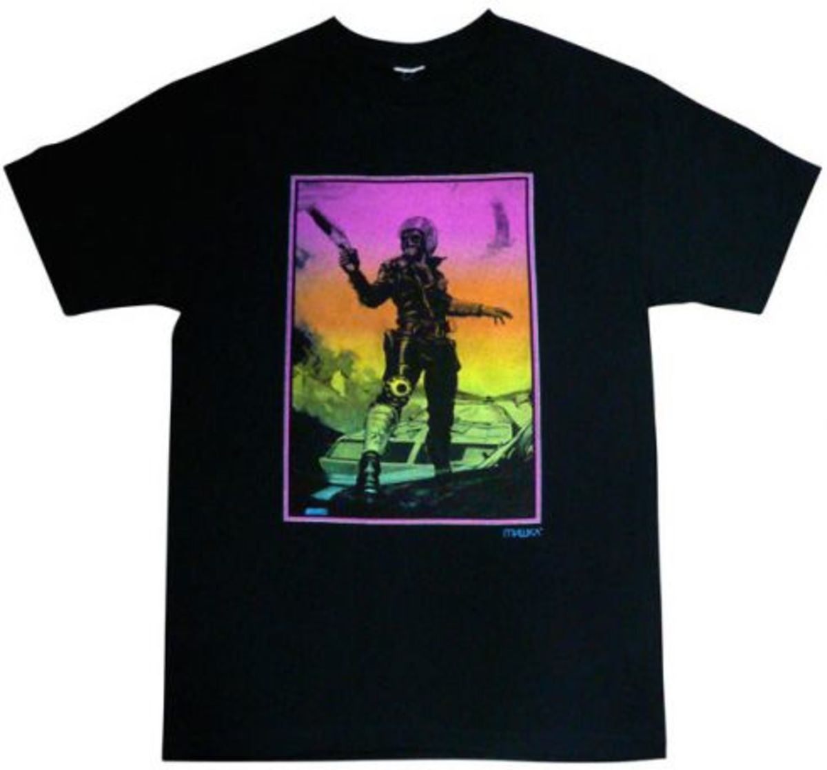 Mishka x Another Inch - Maximum Madness T-Shirt - Front
