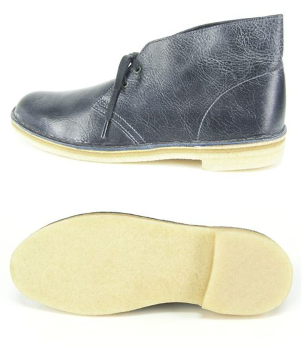 ZOZO x SHIPS x Clarks - Desert Boots Limited Edition