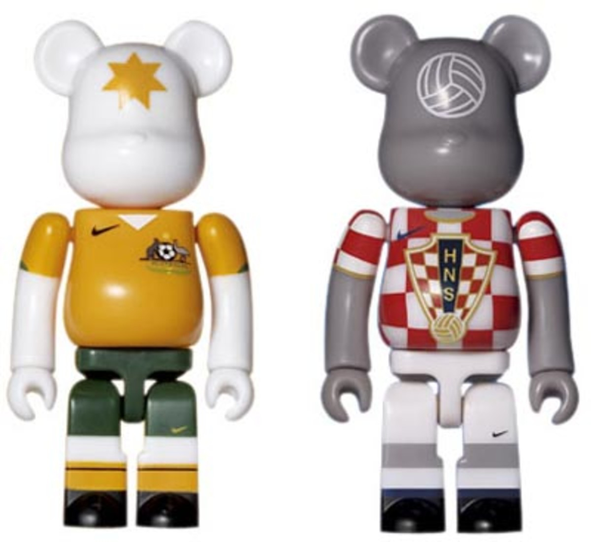 World Cup BE@RBRICKs for auction!!!! - 4