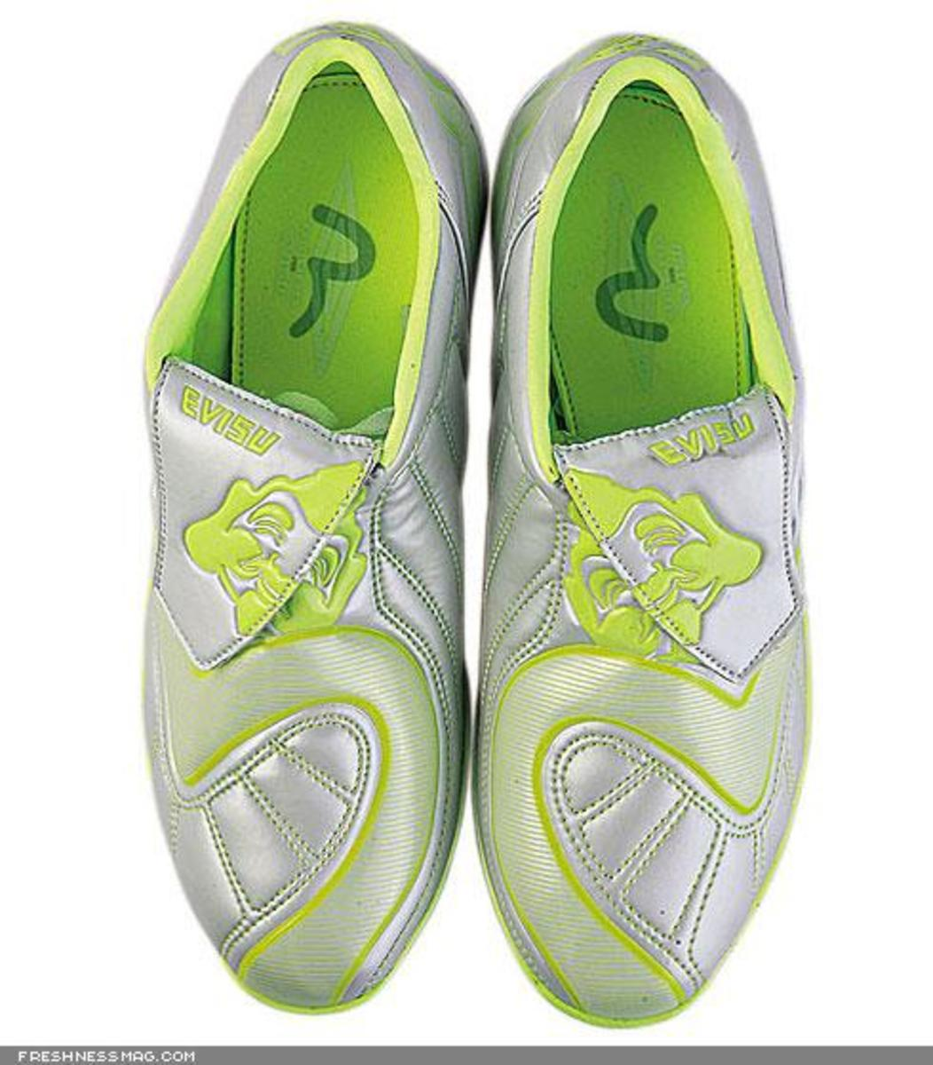 Evisu x Umbro - Soccer Shoes - 5